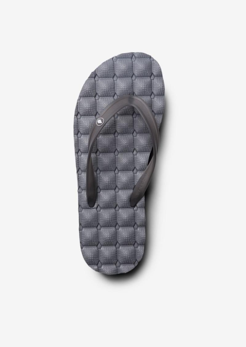 Volcom Men's Recliner Rubberr 2 Sandal