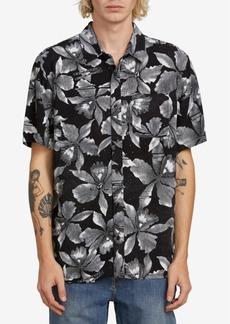 Volcom Men's Resorto Vallarta Short Sleeve Shirt