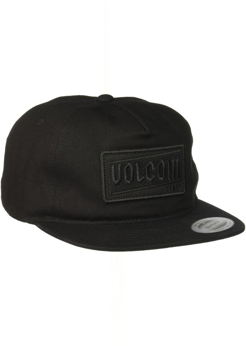 check out 7318d 9e2c9 Men s Rotor Hat. Volcom