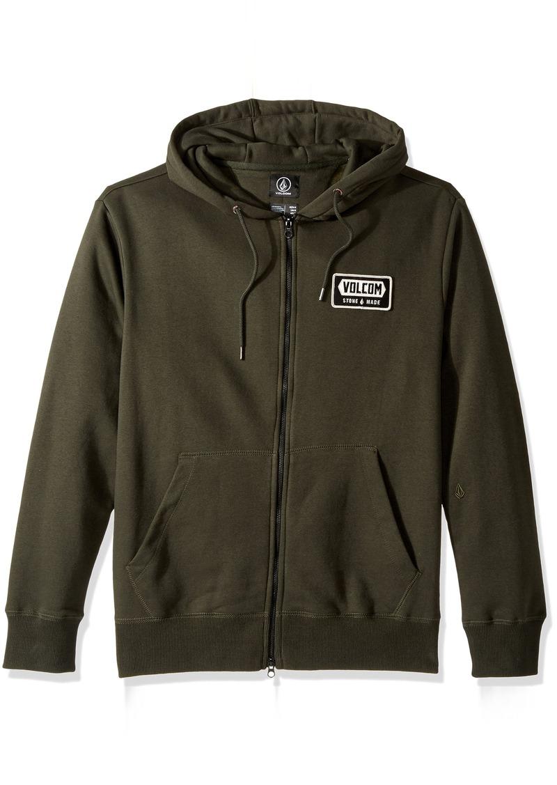 Volcom zip up hoodie