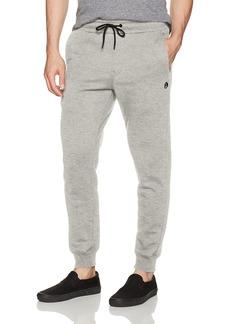 Volcom Men's Single Stone Fleece Sweatpant  XL