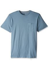 Volcom Men's Solid Pocket Short Sleeve Tee  2XL