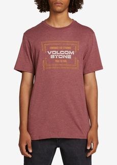 Volcom Men's Stone Embrace Logo T-Shirt