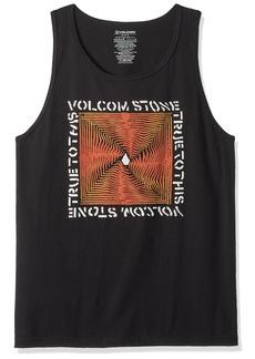 Volcom Men's Stone Radiator Tank Top  M