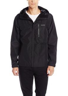 Volcom Men's Stone Storm Rainbreaker Hooded Jacket