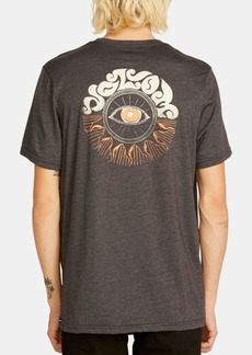 Volcom Men's Sunshine Eye Graphic T-Shirt