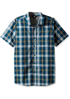 Volcom Men's Surplus Short Sleeve Shirt