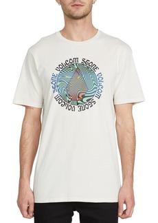Volcom Men's Swirld Graphic T-Shirt