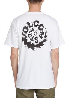 Volcom Men's Throttle Pocket Graphic T-Shirt