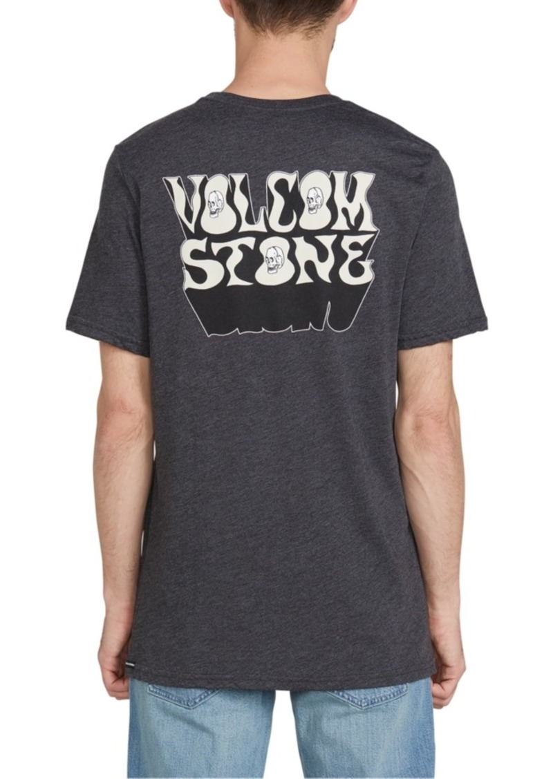 Volcom Men's Tomb Graphic T-Shirt