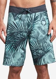 "Volcom Men's Toner Mod 20"" Printed Board Shorts"