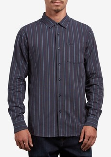Volcom Men's Toner Stripe Pocket Shirt
