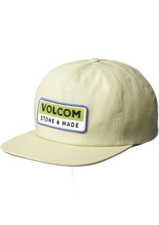 Volcom Men's Transporter Five Panel Snapback Hat  O/S