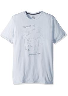 Volcom Men's Tropical Depression Short Sleeve Tee  XL