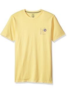 Volcom Men's VCO Happy Time Short Sleeve  S