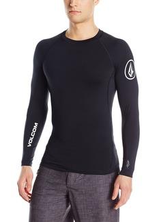 Volcom Young Men's Volcom Men's Vibes Short Sleeve Rashguard Shirt  XL