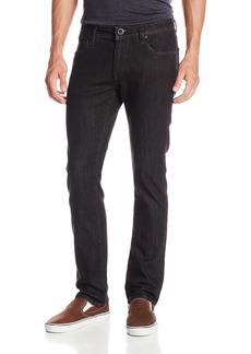 Volcom Men's Vorta Slim Fit Stretch Denim Jean  34X30