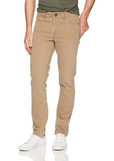 Volcom Men's Vorta Slim Fit Stretch Denim Jean  29X32