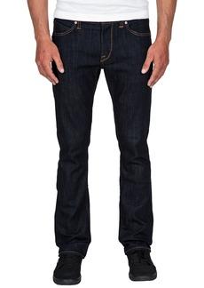 Volcom Men's Vorta Slim Fit Stretch Denim Jean  34X32