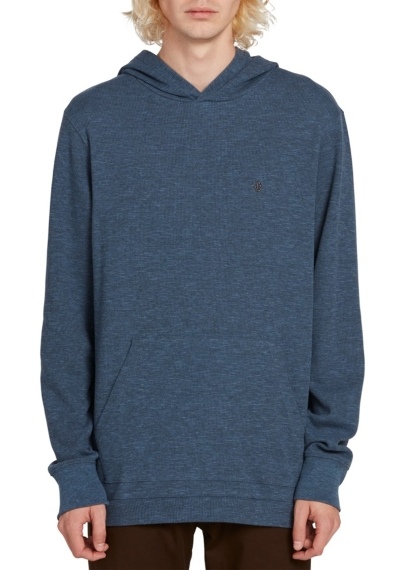 Volcom Men's Wallace Thermal Hooded T-Shirt
