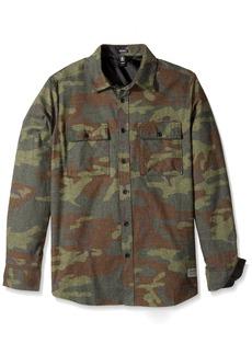 Volcom Men's Woodland Long Sleeve Shirt  S