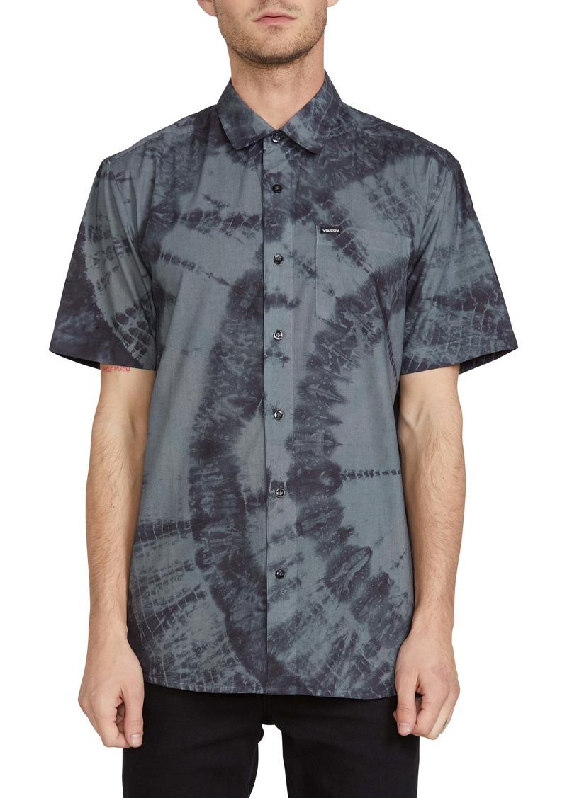 Volcom Merik Short Sleeve Button-Up Shirt
