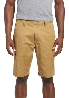 Volcom 'Modern' Stretch Chino Shorts