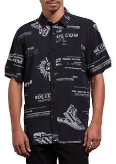 Volcom More Something Woven Shirt