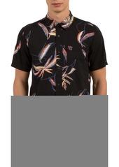 Volcom Motel Floral Print Shirt