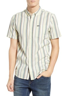 Volcom Multitone Stripe Woven Shirt