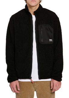 Volcom Muzzer Fuzzar Fleece Jacket