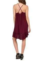 Volcom Not Over It Crochet Swing Dress