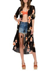 Volcom Not Over It Print Duster