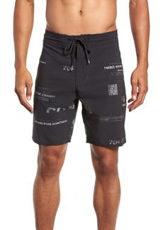Volcom Nothing More Stoney Board Shorts