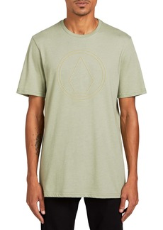 Volcom Off Pin Longline Graphic Tee