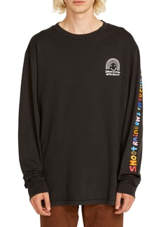 Volcom Ozzie Rainbow Long Sleeve T-Shirt