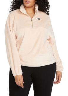 Volcom Pheelin Phuzzy Pullover (Plus Size)