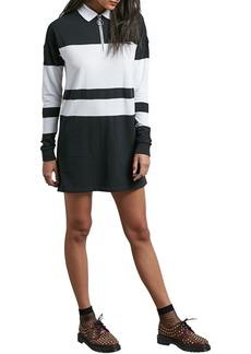 Volcom Pique Boo Rugby Dress