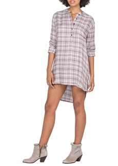 Volcom Plaidazzle Shirtdress