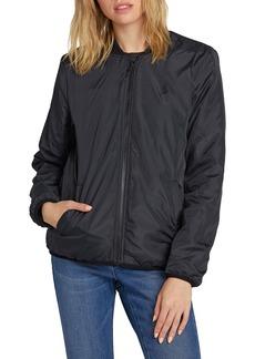 Volcom Polar Reversible Fleece Jacket
