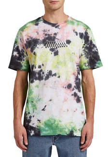 Volcom Position Tie Dye Graphic Tee