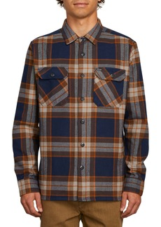 Volcom Randower Heavyweight Flannel Shirt