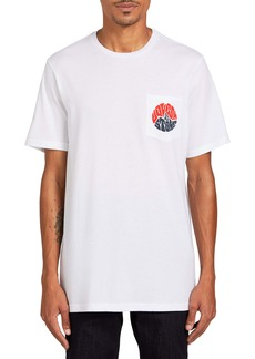 Volcom Raydiate Pocket Graphic Tee