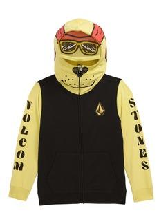 Volcom Road Beasts Mask Hoodie (Toddler Boys & Little Boys)