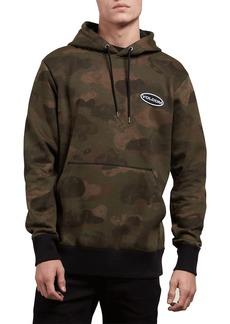 Volcom Shop Camo Hooded Sweatshirt