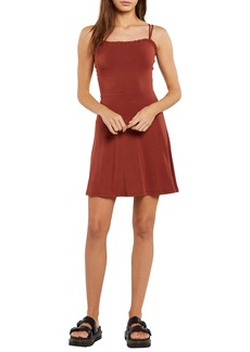 Volcom Shred Some Rug Skater Dress