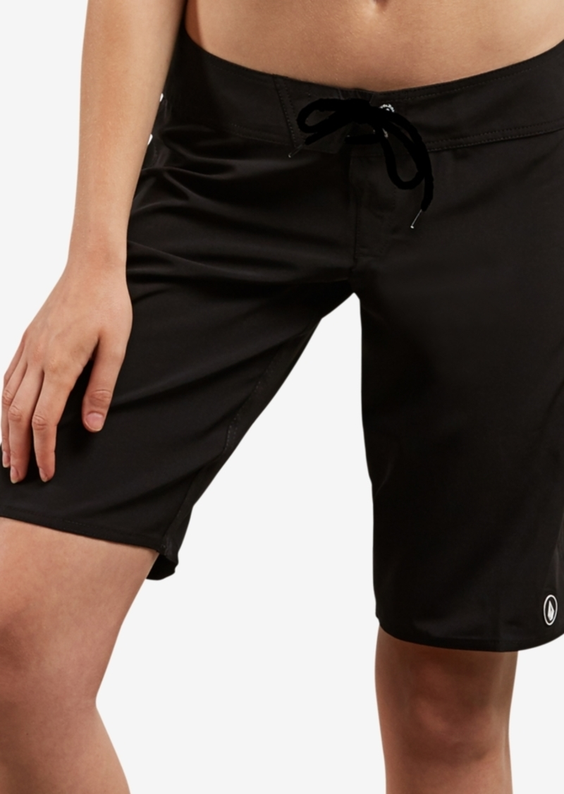 """Volcom Simply Solid 11"""" Boardshorts Women's Swimsuit"""