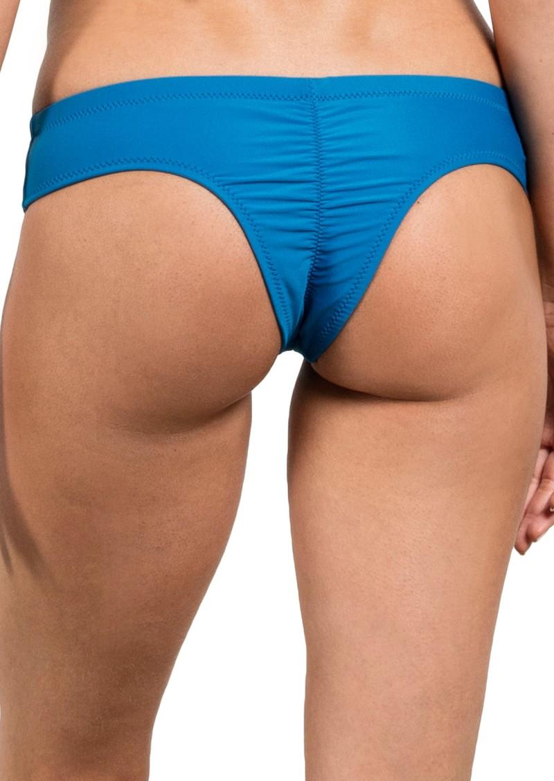 c02a305d6b9 Volcom Volcom Simply Solid Cheeky Bikini Bottoms