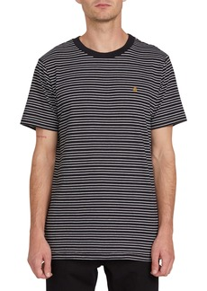 Volcom Smithers Stripe T-Shirt