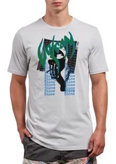 Volcom Smoke Grid Graphic T-Shirt